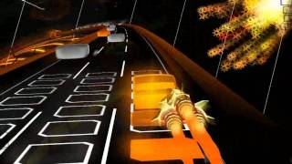 Alex M vs Marc van Damme - Hava Nagila (Deepforces Remix) - Audiosurf