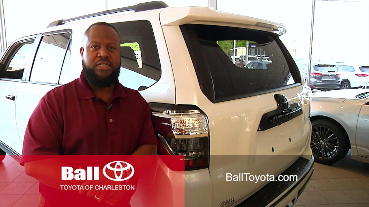 Toyota Of Charleston >> Ball Toyota Of Charleston New Toyota Dealership In