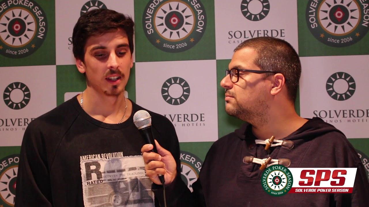 Rui Soares é o Campeão do Main Event Solverde Poker Season 2017 (€32.500)!