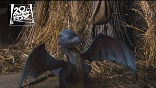 "Eragon | ""Feeding a Dragon"" Clip 