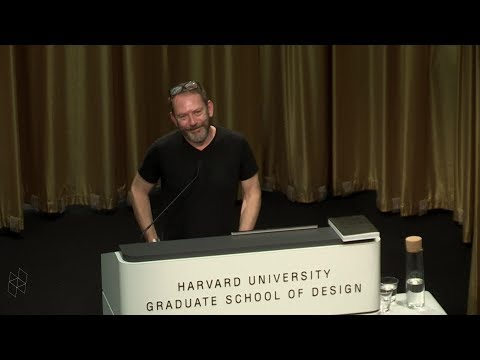 Rouse Visiting Artist Lecture: Liam Gillick