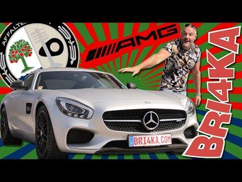 Bri4ka.com представя ревю на Mercedes AMG GTS