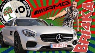 Mercedes AMG GTS | Test and Review| Bri4ka.com