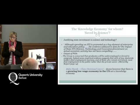 Kathleen Lynch - New Managerialism in Education 27th September 2013