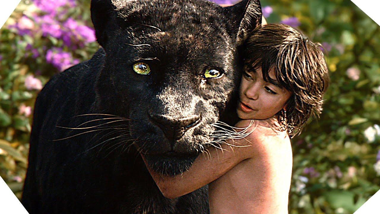 Le Livre De La Jungle Nouvelle Bande Annonce Vf Youtube
