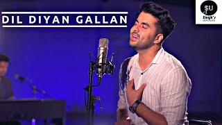 Dil Diyan Gallan I Tiger Zinda Hai I - Atif Aslam (Singh's Unplugged Cover)
