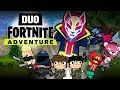 DUO FORTNITE ADVENTURE #1 (Animation)