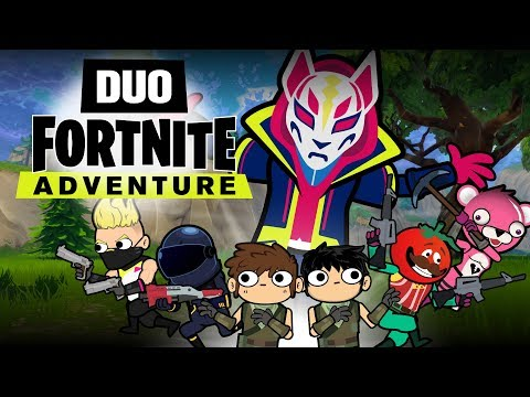 duo-fortnite-adventure-#1-(animation)