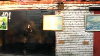 гараж современного искусства России