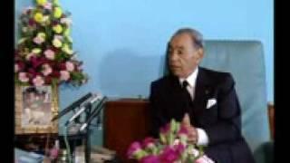 خالد الكيلاني في حوار مع الملك الحسن الثاني في 23 09 1997 خالد الكيلاني