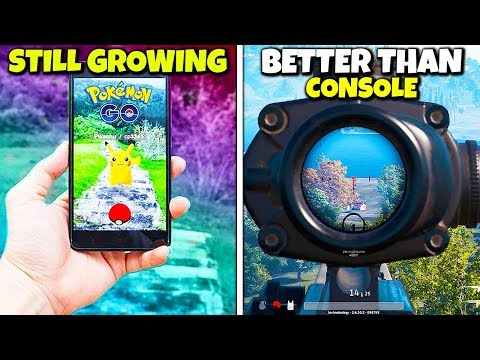 10 Best FREE IOS & Android Mobile Games In 2019