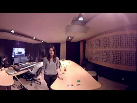360 video tour of PRG Media Services' New York facility