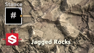 Jagged Rocks - Substance Designer Material Breakdown