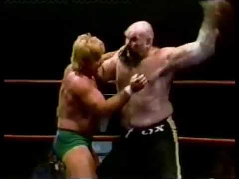 Ox Baker vs. Ron Garvin [1985-01-05]