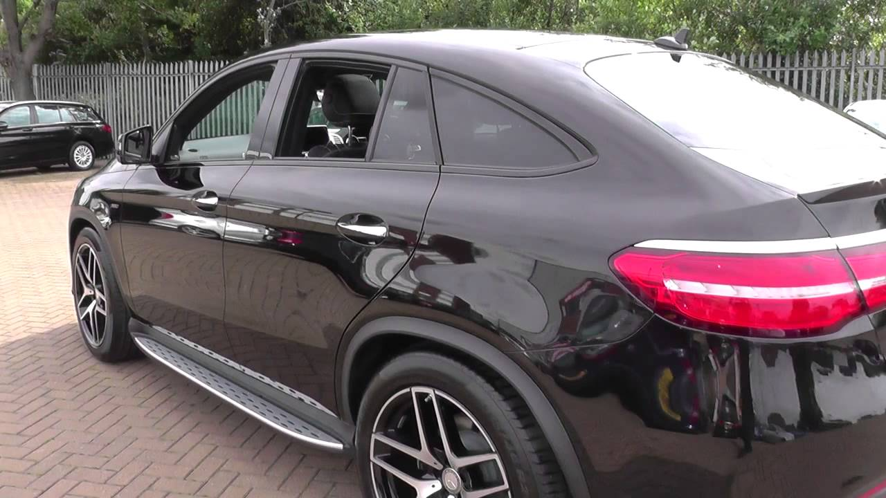 Mercedes benz gle coupe gle 450 amg 4matic premium plus for Mercedes benz gle 450 4matic
