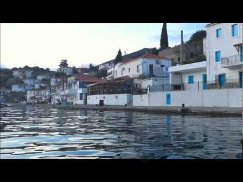 Winter Sail Trip around Peloponisos (Greece) (41 days, 25 ports, 686 n.miles)