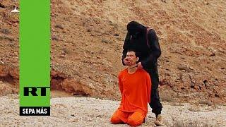 El Estado Islámico decapita al segundo rehén japonés