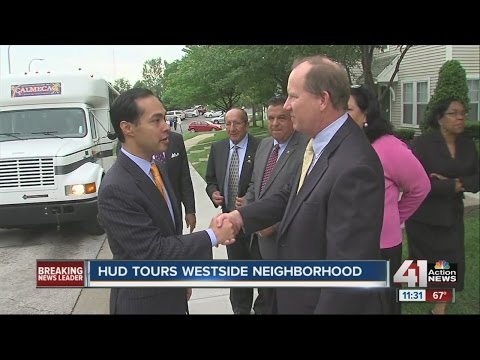 HUD secretary visits Kansas City