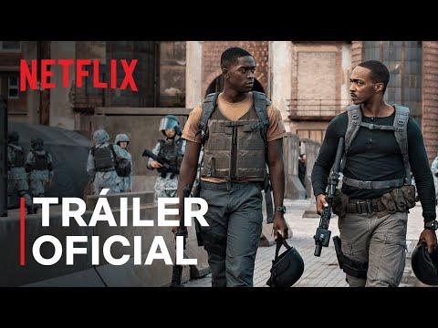 Zona de riesgo | Tráiler oficial | Netflix