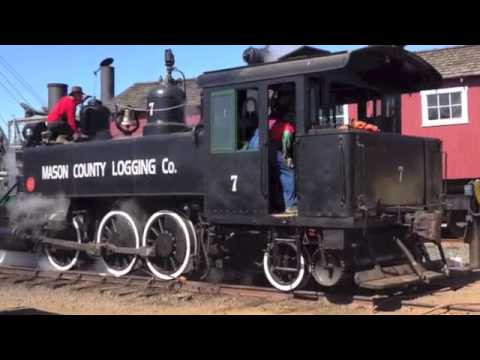 Willits Roots of Motive Power Festival