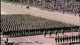 Parada Militar 2011 Parte 13 de 14 Ejercito de Chile P2