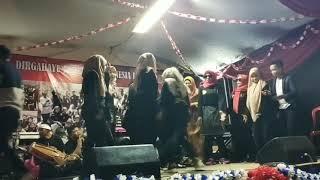 RIKA RAFIKA ( Bangbung Hideung ) Live KUSTIAN MAKALANGAN