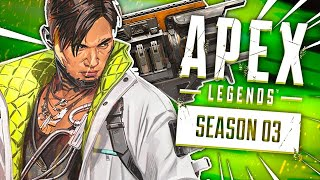 APEX LEGENDS SEASON 3 NEW UPDATE LIVE RIGHT NOW! COME & JOIN