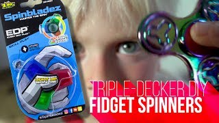Green Zing Spin Circuits Skill Play 20 Light Patterns +Double Spin Pin Spin Toy