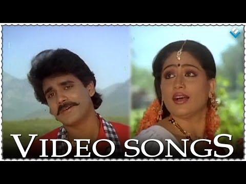 Chilaka Pacha Thotalo chilipi Koyila Video Song - Janaki Ramudu