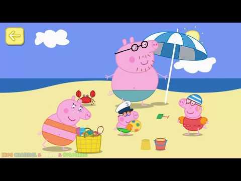 peppa-la-cerdita-♥-peppa-pig-♥-vacaciones-estaciones,-deporte,-botas-de-oro-y-parque-episodios
