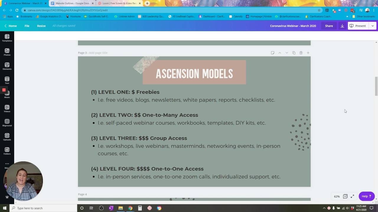 How to Sell Ascension Model Offerings Online