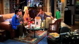 La singularidad según Sheldon Cooper