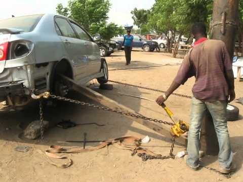 Ghana Innovative auto repair
