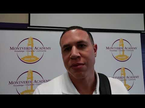 HS Basketball Shadow Mountain - Coach Mike Bibby Interview