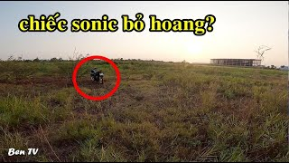 Đi Dạo Gặp Sonic Racingboy Bỏ Hoang  |Ben TV
