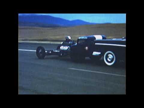 1959 riverside raceway eldon dye donnie hampton ranchero push truck