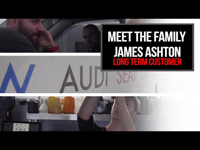 Meet the ADS Automotive Family – Long-Term Customer, James