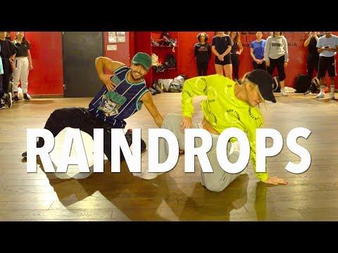 RAINDROPS  Jeremih  Choreography  Alexander Chung