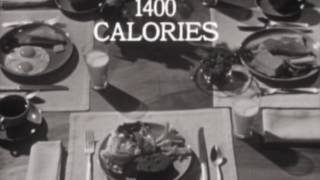 Weight Reduction Through Diet (1951)