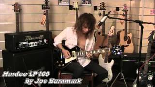 Music Malaysia - Hardee LP100 Demonstration by Joe Burnmark