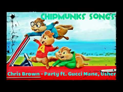 Chris Brown - Party ft. Gucci Mane, Usher (Cover By Alvin )