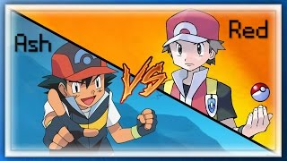 Pokemon: Ash VS Red!
