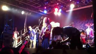 Ektomorf - God Will Cut You Down (Live in XO 09.04.2011)
