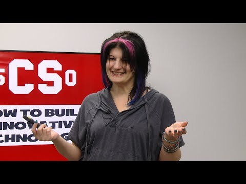 How to Build Innovative Technologies by Abby Fichtner