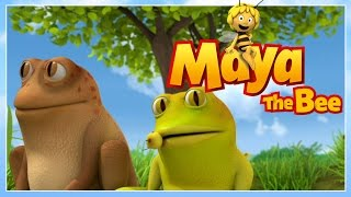 Maya the bee - Episode 68 - Willy guards the hive