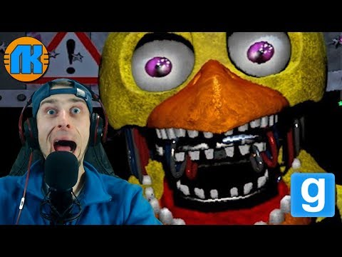 HIDE AND SEEK WITH ANIMATRONICS \ GAME Garrys Mod \ FREE DOWNLOAD \ СКАЧАТЬ ГАРРИС МОД !!!