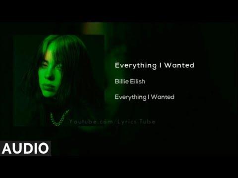 Billie Eilish - Everything I Wanted (Audio)