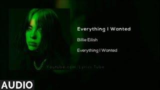 Download Billie Eilish - everything i wanted (Audio)