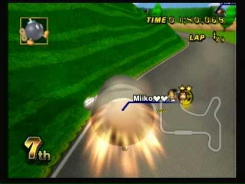 Mario Kart Wii Hack Race 40 - 1/23/10