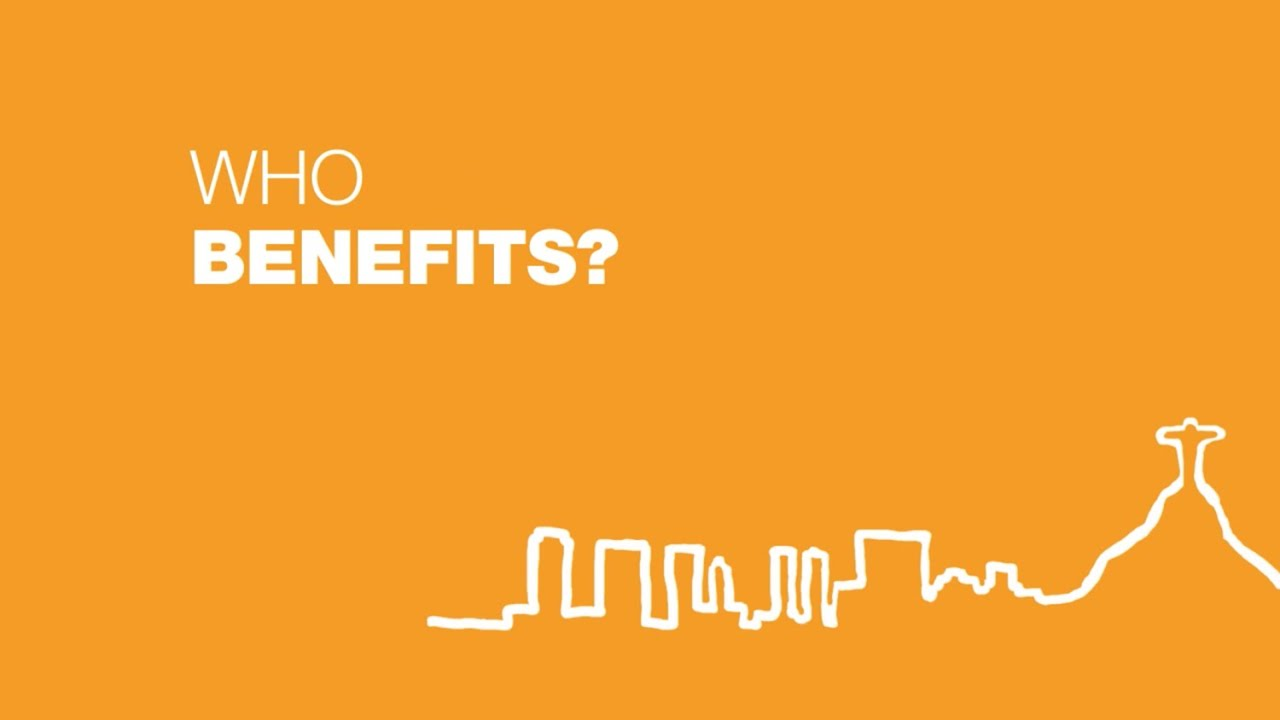 Who benefits? 91